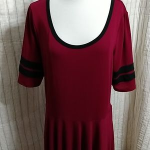Nicole dress LLR